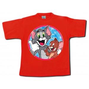 "Футболка детская ""Tom&Jerry"""