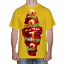 "Футболка ""Футболка Новый год 2012"""