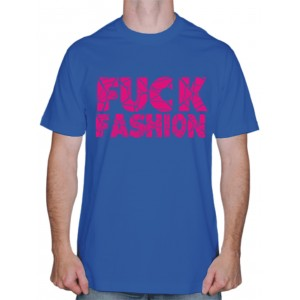 "Футболка ""Fuck Fashion"""