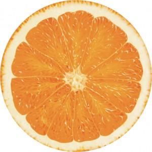 "Коврик ""Апельсин"""