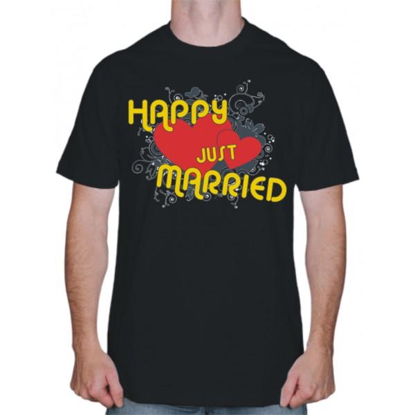Майки на заказ с надписями just married. майка с моряком папай купить в...
