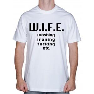"""Футболка """"Wife"""""""