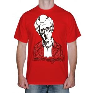 """Футболка """"Woody Allen"""""""