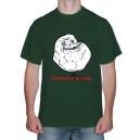 "Крутая футболка ""Картинки Forever Alone"""