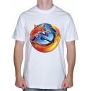 "Крутая футболка ""Firefox Explorer"""