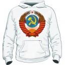 Толстовка Герб советского союза