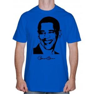 """Футболка """"Почему Обама"""""""