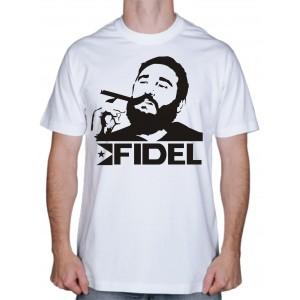 """Футболка """"Fidel Castro"""""""