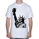 "Футболка ""Statue of Liberty"""