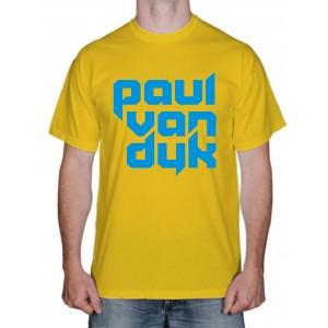 """Футболка """"Dj Paul van Dyk"""""""