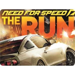"""Коврик для мыши """"Need For Speed The Run"""""""