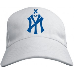 "Бейсболка с логотипом ""NY"""