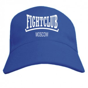 "Бейсболка с логотипом ""Fight Club"""