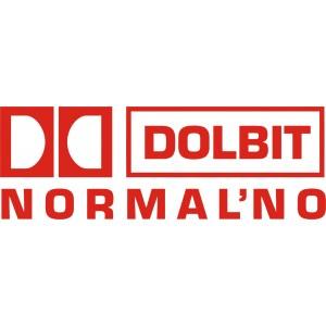 """Наклейка """"Dolbit"""""""