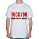 футболка Fuck You