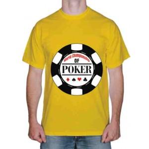 "Футболка ""Championship Poker"""
