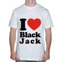"""Футболка """"Black Jack"""""""