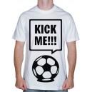 """Футболка """"Kick Me"""""""