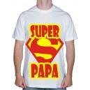 """Футболка """"Супер Papa"""""""