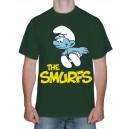 "Футболка ""The Smurfs"""