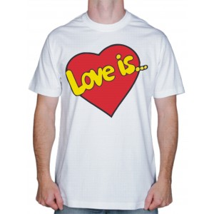 "Футболка ""Love Is"""
