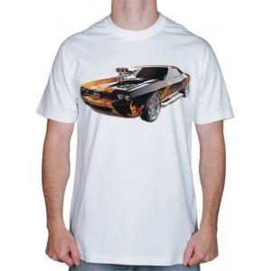 "Футболки с авто ""Mustang"""