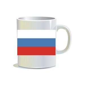 """Кружка """"Флаг России"""""""