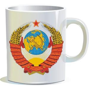 "Фото на кружке, Кружка ""СССР"""